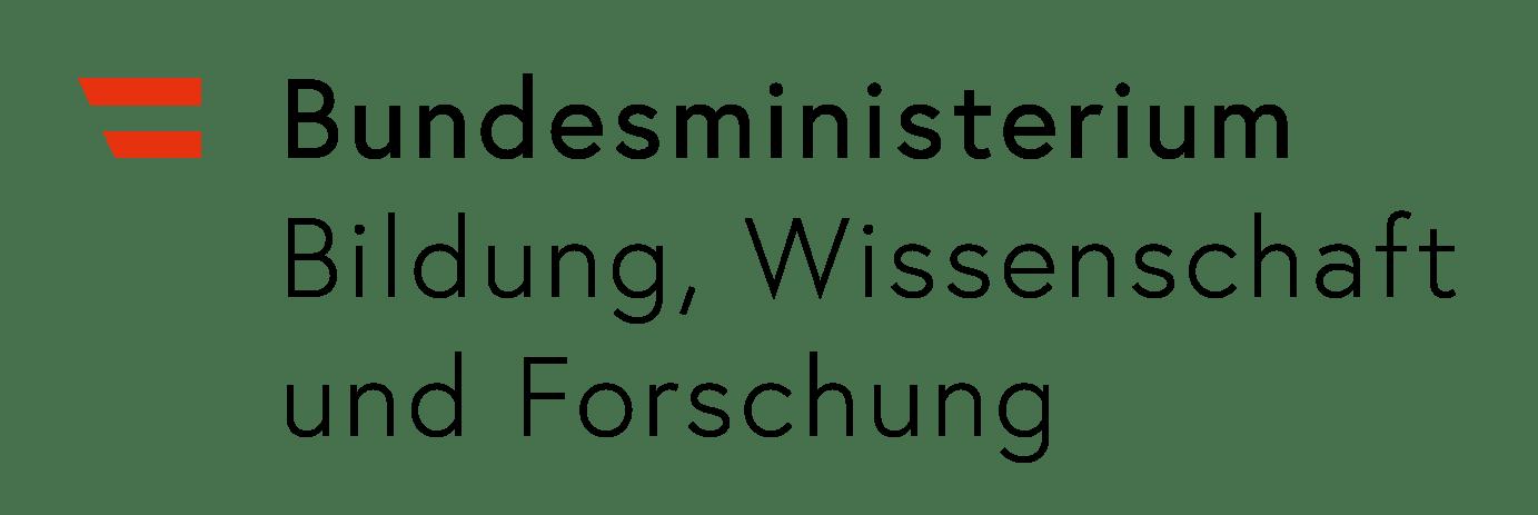 Logo: Bundesministerium für Bildungs, Wissenschaft und Forschung
