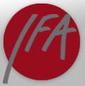 Logo: IFA Unternehmensberatung