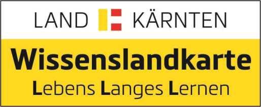 Logo: Wissenslandkarte Kärnten