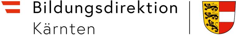 Logo: Bildungsdirektion Kärnten